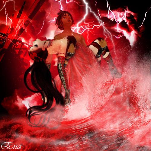 Le doute (poème miroir) Red-tempest