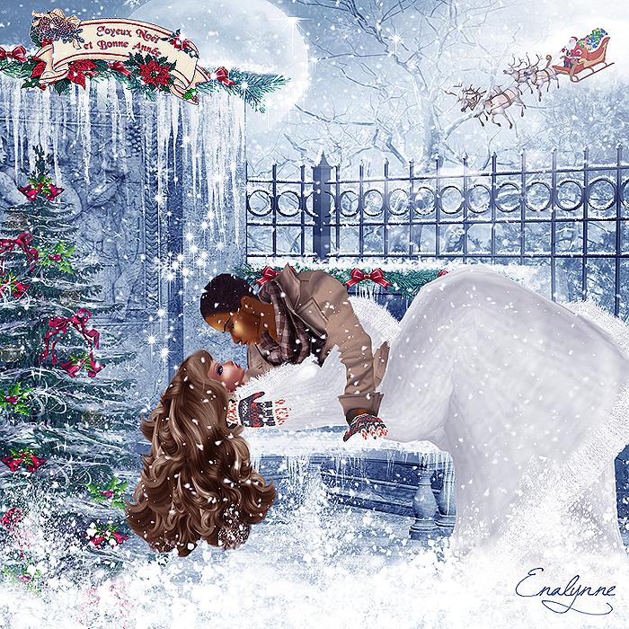 Joyeux Noël à tous et toutes ! - Page 2 Christmaslove700
